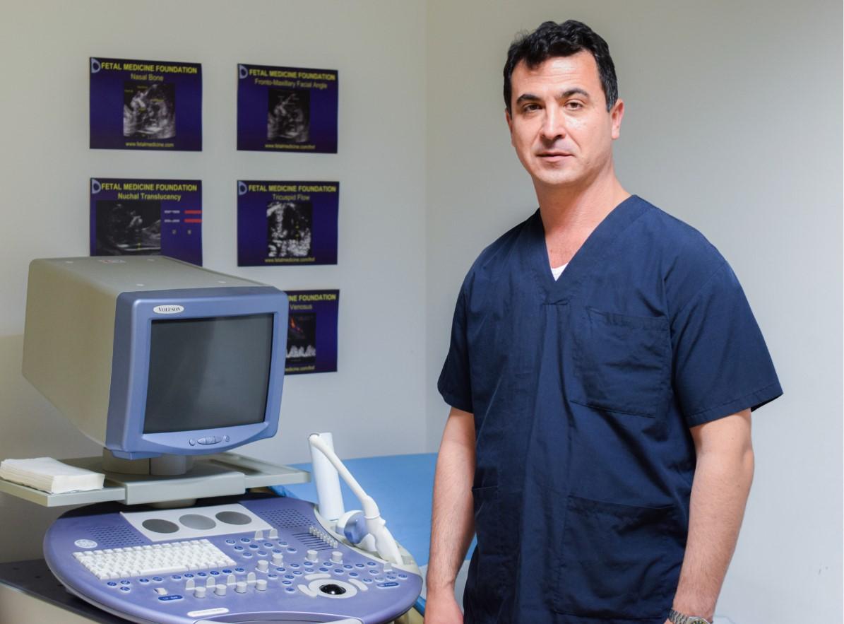 Д-р Теккели става част от екипа на Отделението по акушерство и гинекология на МБАЛ