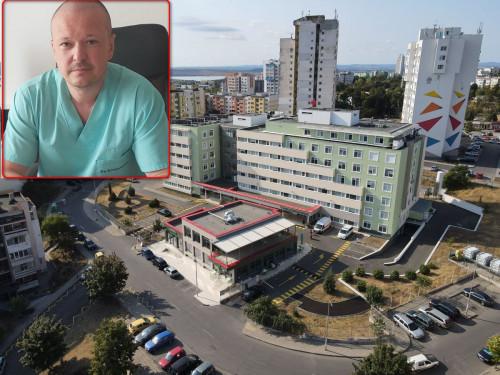 """22-годишно момиче от Бургас роди здраво момченце след помощта на д-р Неделковски от МБАЛ """"Бургасмед"""""""